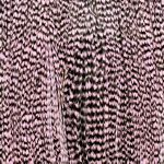 Plume Striée Shell Pink Taille XXXL